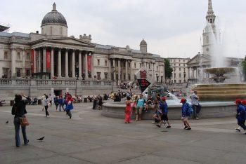 ロンドン ナショナルギャラリー